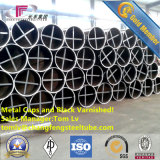 Труба углерода ERW стальная с внешним покрытием 3PE для жидкой перевозки