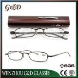 La moda de alta calidad Metal Popular gafas Gafas de lectura
