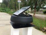 angeschaltener Montierungs-Luft-Abgas-Ventilations-Solarventilator des Dach-20W (SN2013003)