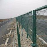 PVCによって塗られる拡大された金網のパネル
