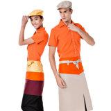Форма шеф-повара трактира куртки штата/кельнера/официантки/гостиницы шеф-повара штанги