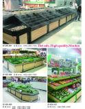 Полка стойки индикации овоща и плодоовощ для супермаркета