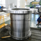 Mina de grande guindaste eixo forjado certificadas pela norma ISO9001:2008