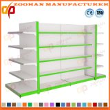 Unidade resistente personalizada Manufactured do Shelving do supermercado de aço (Zhs227)