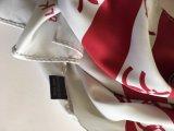 Способа шарфа шали печати шелковой ширмы 100% шаль сатинировки X-Большого слишком большой Silk Silk