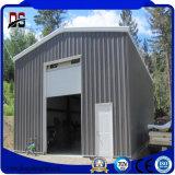 ガレージのための容器の家のプレハブの鉄骨構造
