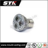 L'aluminium moulé sous pression, lampe LED Shell / couvercle d'éclairage LED (STK-ADL0011)