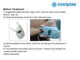 La congelación de la grasa de la máquina de adelgazamiento equipos Cryolipolysis