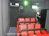 6 3D 5D 7D Dynamische Bioskoop van zetels