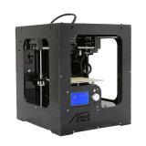 2017년 Anet A3 가장 새로운 2 바탕 화면 3D 인쇄 기계 Fdm 3D에 의하여 조립되는 장비