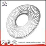 Fabricação de chapa metálica de usinagem CNC parte de soldadura
