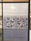 Baumaterial-sehr kühle graue Blumen-keramische Wand-Fliese