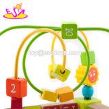 Neue heißeste besetzte Aktivitäts-hölzerne Alphabet-Spielwaren für die Babys, die W11b161 erlernen