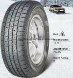 Os pneus de parede branca 165X15X65 165X15X75 5, 60X15 245/45/18