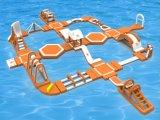 Nuovo parco a tema gonfiabile più popolare 2018 per il mare