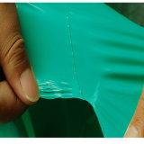 Sobre plástico impreso correo del anuncio publicitario del bolso del poste de la insignia del LDPE