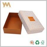 Boîte de papier de gros personnalisés pour les chaussures Box