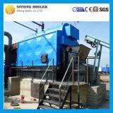 A biomassa de madeira industriais de carvão da caldeira de vapor da caldeira CFB