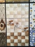 Azulejo de cerámica 300600 de la pared de la inyección de tinta 3D con la decoración más nueva de la manera