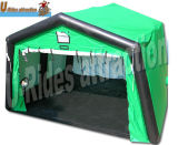 [0.9مّ] [بفك] مشمّع وقاية خيمة قابل للنفخ لأنّ يخيّم إستعمال