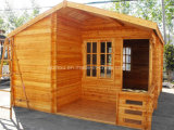 Chambre en bois de Prefable