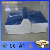M2 del precio de emparedado de material para techos del panel