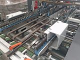 Automatische automatische Faltblatt 4&6 Gluer Eckmaschine mit Cer-Bescheinigung