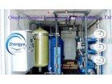 Containerisierte Meerwasser-Entsalzen-Behandlung