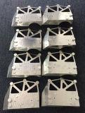 Hohe Präzisions-Aluminiumlegierung zerteilt die CNC-Metallformung