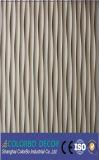 Конструкции волны комнаты панели стены обоев 3D корки нутряной легкие