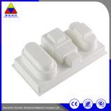 Weißes Haustier-Plastikblasen-Speicher-Tellersegment-Maschinenhälften-Verpacken