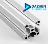 Deklaag V van het Poeder van het Aluminium van het Spoor van de Groef van de Prijs T van de fabriek het Profiel van het Aluminium van de Groef