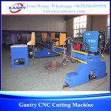 Tipo pesado máquina do pórtico de estaca do plasma do CNC