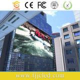Im Freienbildschirmanzeige-Qualität des Video-LED