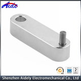 Pieza de metal del CNC del aluminio de energía solar de la precisión que trabaja a máquina