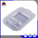 Embalagem de plástico PET branco Bandeja de armazenagem embalagem clamshell