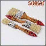 Natural Cerda Flat Brush Bangladesh Paint Brush