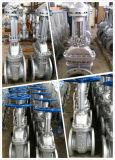 14 затворный клапан увеличения стержень 150 фунтов из литой стали для водяного пара масла