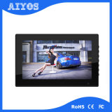 Um ângulo de visão total de grau ecrã IPS 1080P 13.3 polegadas Moldura digital com entradas HDMI e AV-in