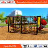2017子供(HD-MZ012)のための屋外の体操のPlayround装置のスライド