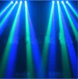 Verlichting van het Effect van DJ van het LEIDENE Stadium van Vier de Aftastende Hoofd (hl-060)