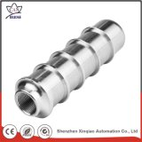 Alumínio OEM Metal CNC Peças para máquinas de costura