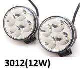 5 LEDランプ18W LED作業のあたりで道SUV ATVのジープのトラックの点ライト力再充電可能な作業を出荷する屋外ランプ車のドームライト低下を離れたライトバーはLEDをつける