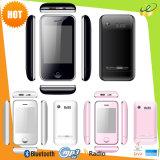 Teléfono móvil dual de Java Bluetooth de la venda (KA08)