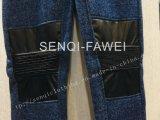 Street Style Leisure Man Calças para roupas esportivas em calças Fw-8608