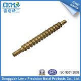 Aço inoxidável peças de conector personalizada OEM para equipamentos (LM-0505V)