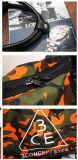 De eenvoudige Zak van de Koffer van de Reis van de Capaciteit van het Ontwerp Draagbare Grote, de Duurzame Zak van de Hand van het Karretje van de Bagage van de Camouflage Nylon voor Reis