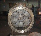Tipo grande múltiplo do balanço do tamanho - válvula de verificação do disco (H45X)