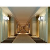 ホテルの家具のプロジェクトのための装飾的な現代最高のホテルの壁のクラッディング