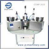 Taza de café, té, manual de calefacción oculta de sellado de la máquina con tres posición de trabajo.